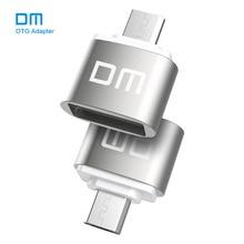 DM OTG B adaptörü OTG fonksiyonu dönüş normal USB içine telefon USB flash sürücü cep telefonu adaptörleri