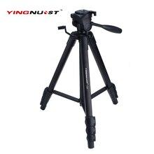 YINGNUOST BY568 Профессиональных Фотографических Путешествий Компактный Алюминиевый Heavy Duty Штатив Монопод 1520 мм для Цифровых ЗЕРКАЛЬНЫХ Камеры Стенд