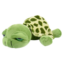 20cm Stuffed Plush Toy Green Big Eyes Tortoise Turtle Baby Animals Cute Toys Home Decor Party Gift