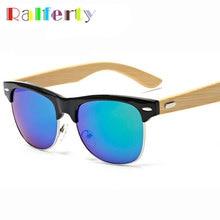 Bamboo Gold Sunglasses