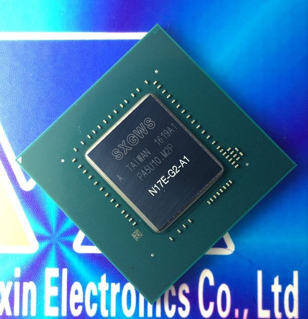 1PCS 100% NUOVO Originale N17E G2 A1 N17E G2 A1 BGA Chipset con le sfere