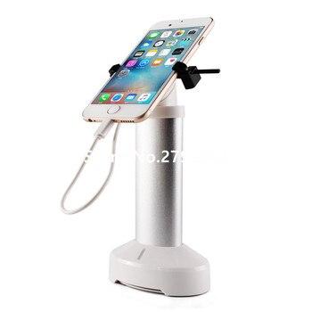 10 stks/partij Mobiele Telefoon Display Houder Mobiel Alarm tonen Opladen voor huawei/Samsung/Android