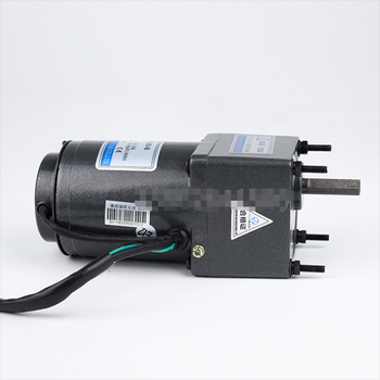 VTV 10W Reversible Motor 110V AC Gear Motor YN70-10 with Gear Box 100RPM Output Speed for Textile Machinery Transport Equipment vtv 10w reversible motor 110v ac gear motor yn70 10 with gear box 100rpm output speed for textile machinery transport equipment