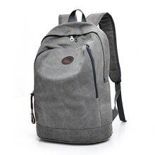 DIDA BEAR Brand New Women Men Canvas Backpacks Large School Bags For Teenagers Boys Girls Travel Laptop Backbag Mochila Rucksack