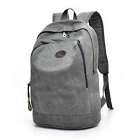 DIDA BEAR Brand New Women Men Canvas Backpacks Large School Bags For Teenagers Boys Girls Travel