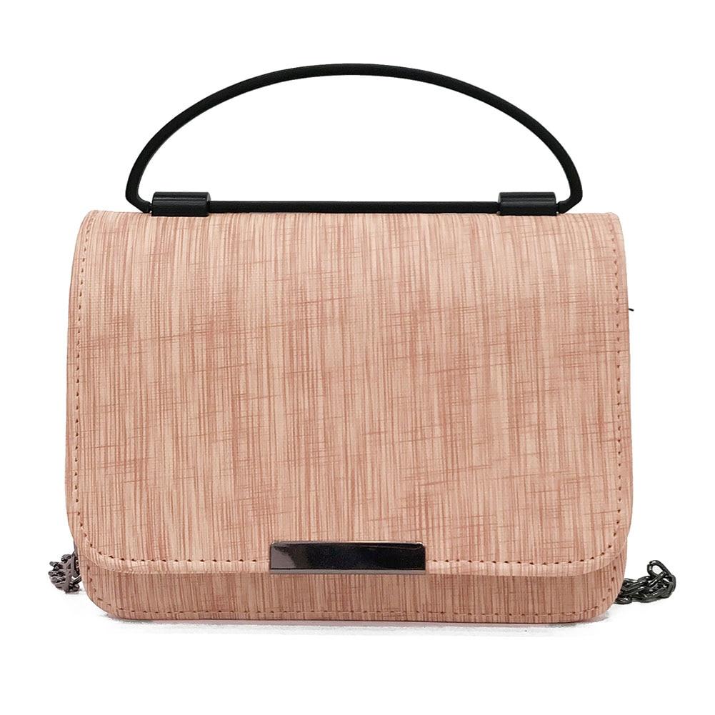 c9651df2bfd0 3 цвета искусственная кожа сумка-мессенджер популярная женская сумка на  плечо модная женская клатч с клапаном сумка-тоут с цепочкой LXX9