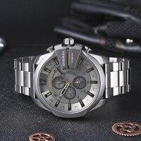 Diesel CHIEF officer series Three eyed chronograph watch DZ4466