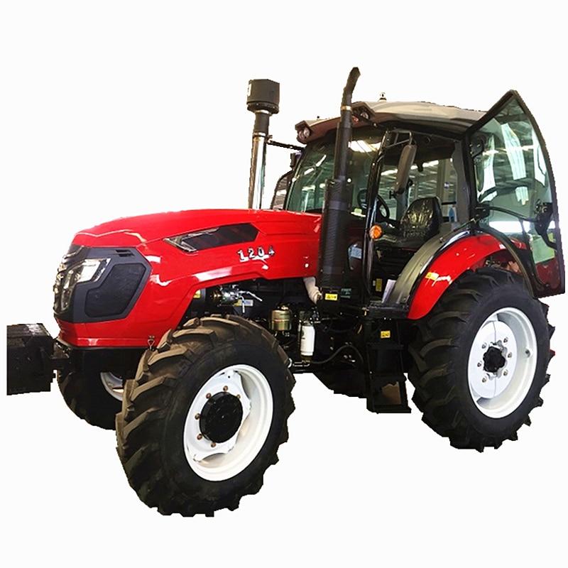 Aliexpress Com Buy Mini Electric Farm Tractor 120hp 4wd
