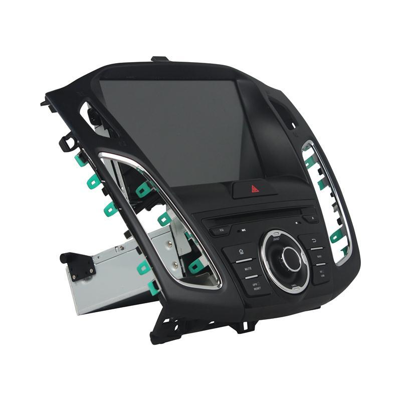OTOJETA Android 8.0 voiture DVD lecteur octa Core 4 GB RAM 32 GB rom pour ford Focus 2012-2016 gps stéréo radio enregistreur tête unités top