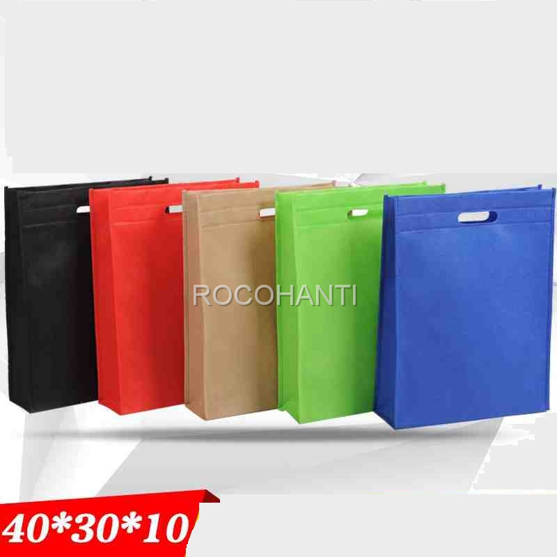 100x Non Woven Bag Blank Custom Made