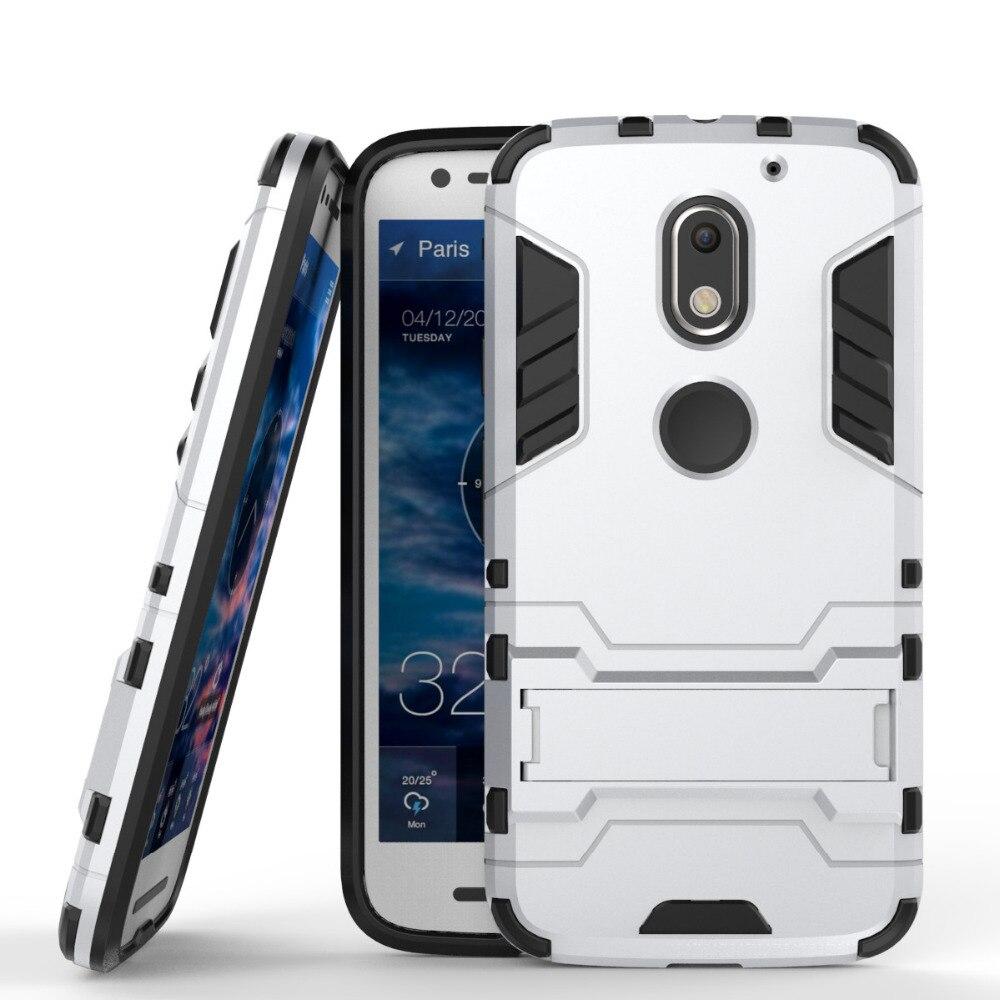 Чехол для <font><b>motorola</b></font> moto e3 силиконовый пластик 2in1 робот броня резина жесткий охватывает протектор телефон аксессуары тяжелых случаях