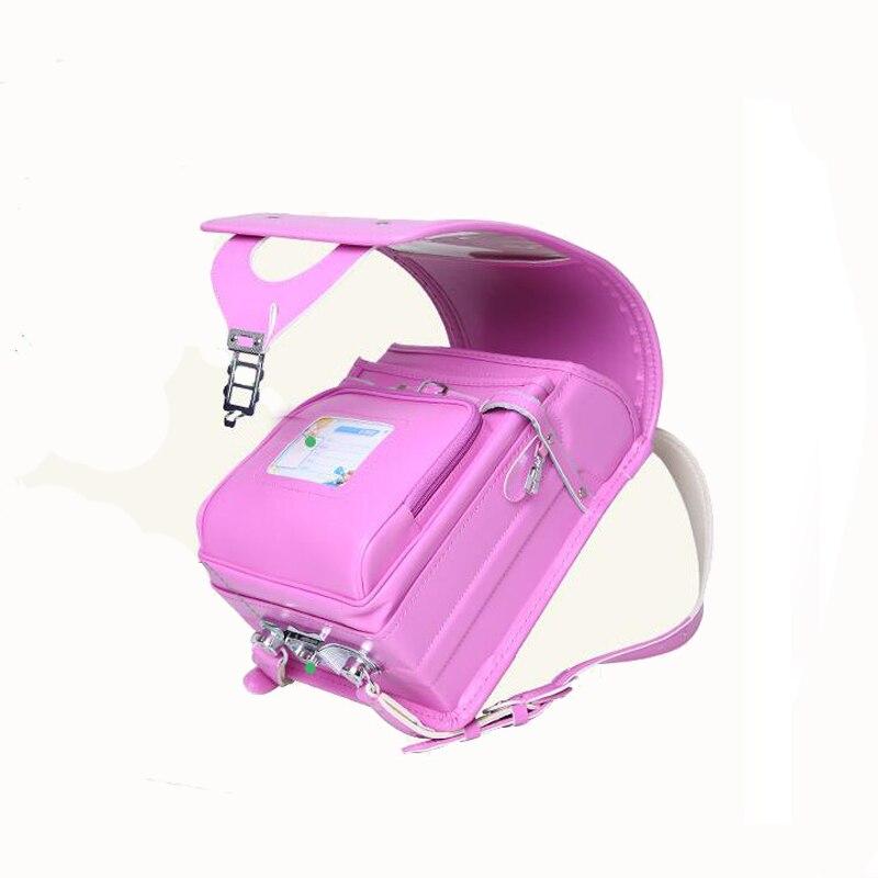 D'école pink purple Dos Sacs Green Orthopédique École Sac Ergonomique Filles Conception Primaire Purple Motif light Similicuir Enfants Étoiles En Étanche D'écolier À HwUTa7q