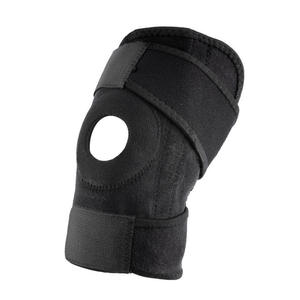 Stabilizer-Protector Support-Sleeve Nylon-Wrap Knee-Brace Meniscus Tear Adjustable Open-Patella