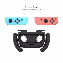 GameSir W60S134 Racing Wheel Joy-Con Grip for Nintendo Switch, Wear-resistant Switch Joy-con Handle Protect Case, Switch Grip