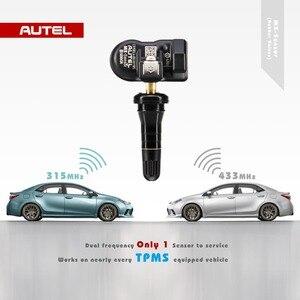 Image 4 - Autel MaxiTPMS TS401 TPMS diagnostics tool 433MHz 315MHz MX Sensor read tire pressure diagnostic activate TPMS programming tool