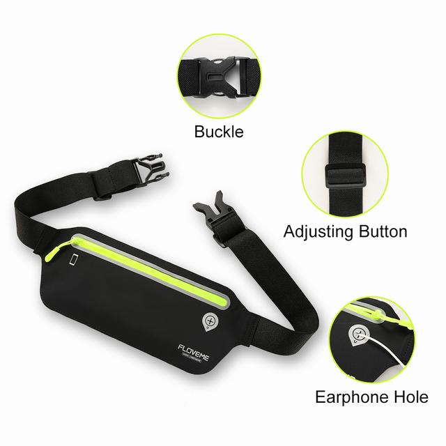 Waterproof Running Waist Bag for Phone