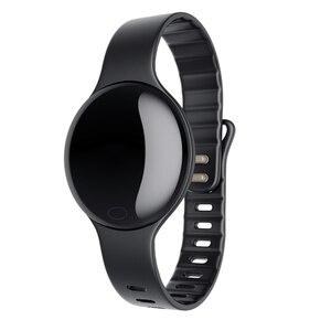 Image 1 - Montre intelligente Sl1 hommes femmes sport Fitness activité Tracker Ip67 étanche Vibration réveil Smartwatch pour Ios Android