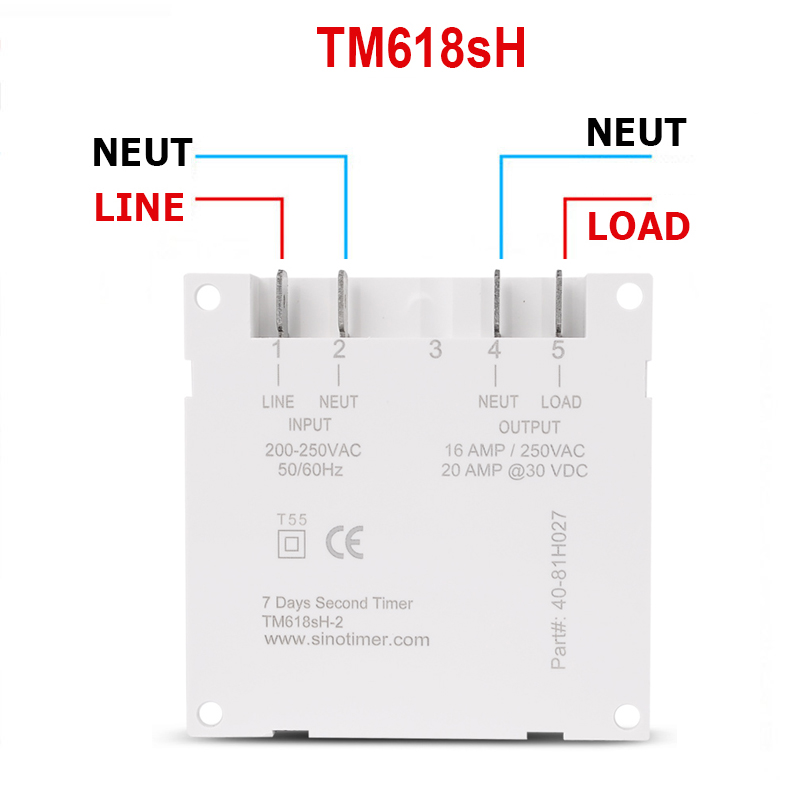 TM618SH-2-Wiring