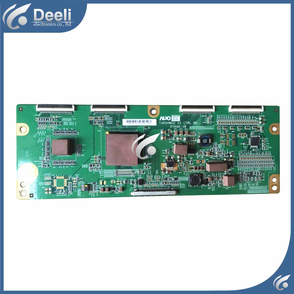 95% new original for T460HW02 V2 Logic board used 95% new used original for 19 100281 logic board on sale