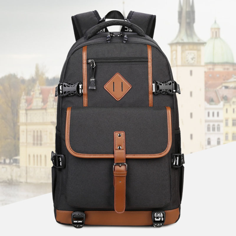 Men Backpack Teenage Backpacks For Teen Boys School Bagpack Laptop Male Backpack High Quality Men Travel Bags Teenagers Mochila canvas backpack women for teenage boys school backpack male