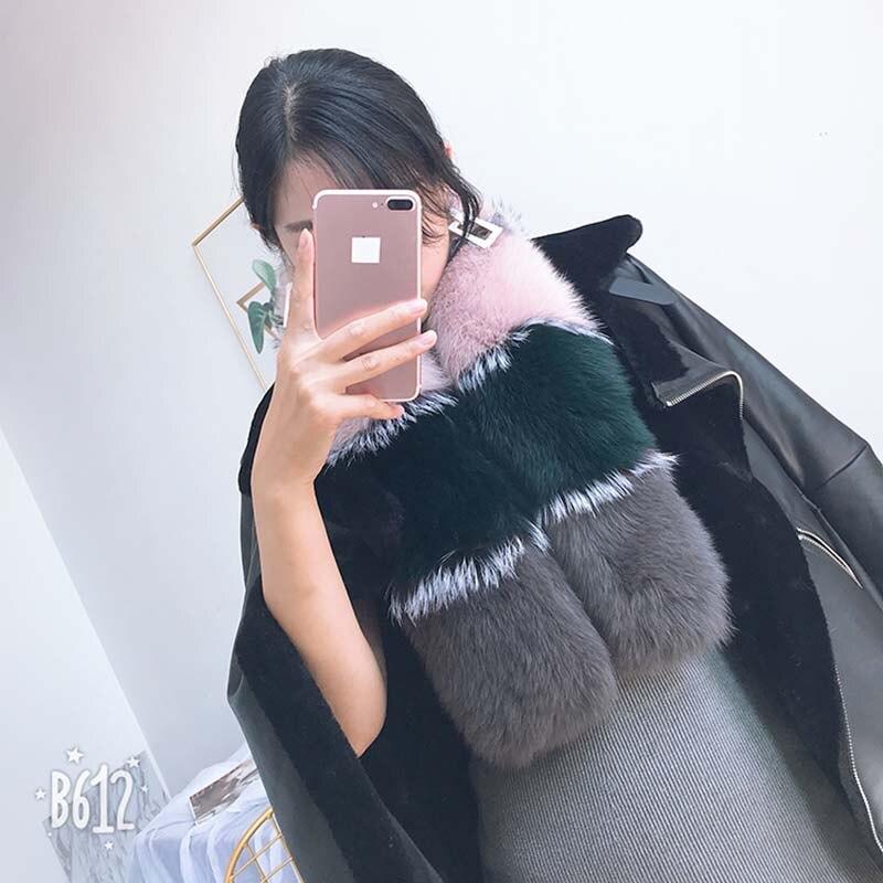 fox fur scarf  (5)
