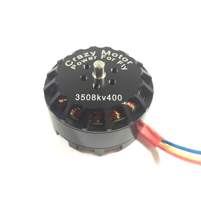 (CFQ) RC drone Quadcopter brushless motor 3508 400kv Multiaxis good quality for Tarot 650/680 drone kit wit motors