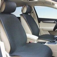 four season breathable car seat cushion free tie car seat summer ice free summer ice bound 3D Ice silk cushion