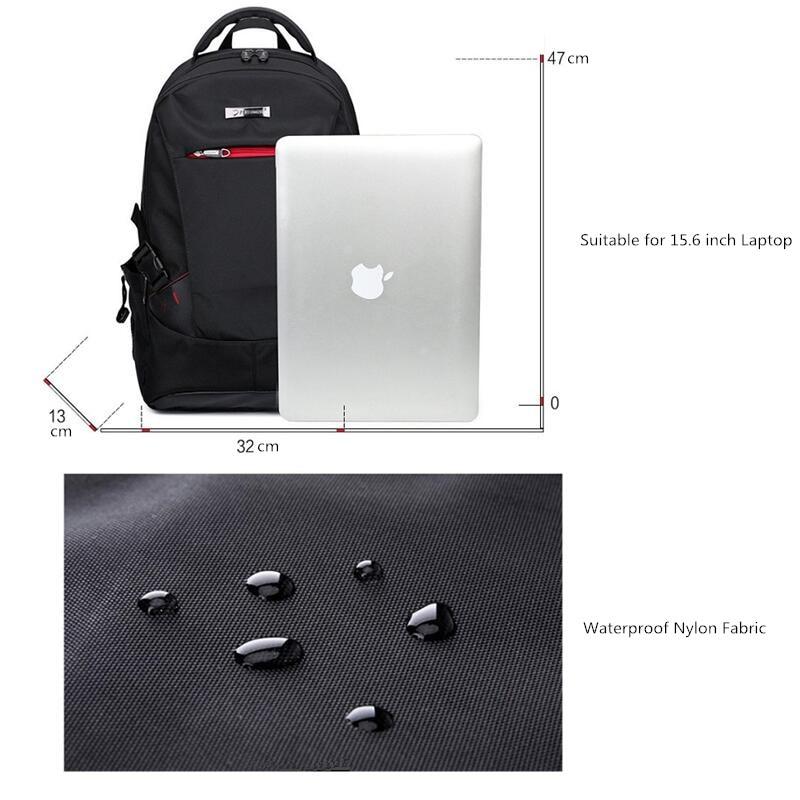 FengDong 3pcs bag set boys school bags kids waterproof school backpack 1