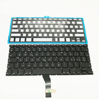 5pcs Lot Replacement Swiss Switzerland Keyboard For Macbook Air 13 A1369 A1466 With Backlight 2011 2012