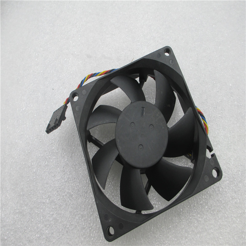 NEW fan for NEW  Dell Optiplex 990 DASA0820R2U PVA080F12H 8020 80x80x20mm 8cm 12V Front Fan 0725Y7 725Y7 feron 8020 2 19702