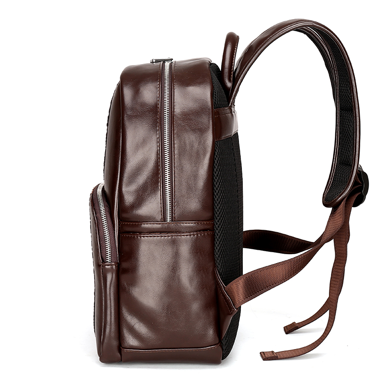 8e5121626c FEIDIKABOLO Men Leather Backpack Men Large Capacity Rucksack Shoulder  School Bag 3D Crocodile Male Back Pack Mochila Escolar-in Backpacks from  Luggage ...