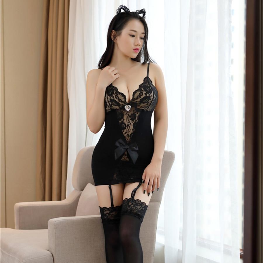 Women Sexy Lingerie Hot Langerie Erotic Lingerie,women Nightwear Female Sex Lingeries Eveningwear,sexy Costumes Sexual Clothing