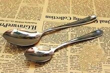 TA1 Made Of Pure Titanium Mirror Spoon Polished Minimalist Design Large / Small Size