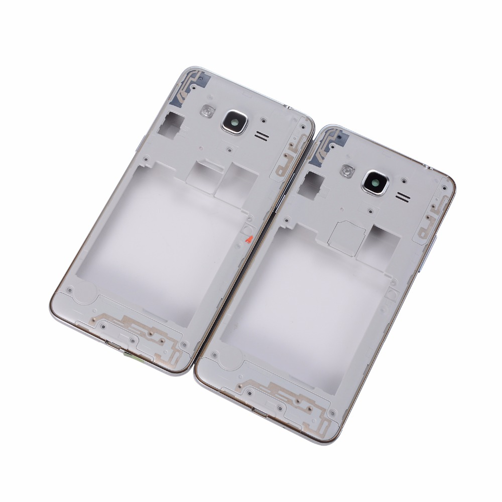 Original Middle Frame Housing Plate Bezel Cover Case For Samsung Galaxy J2 Prime SM-G532 ...