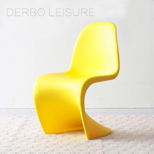 Classic Design  S Shape Chair 4