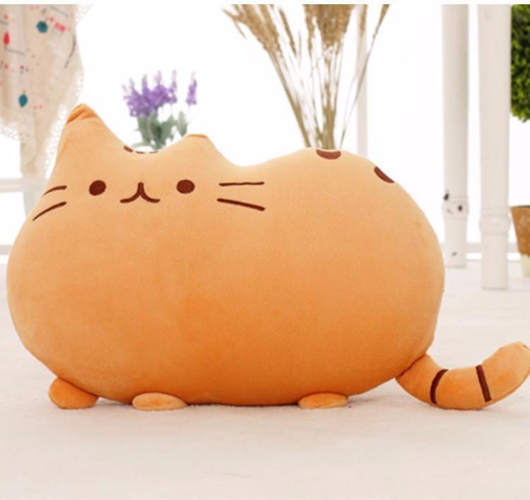 Cute Pusheen Cat Pillow Case