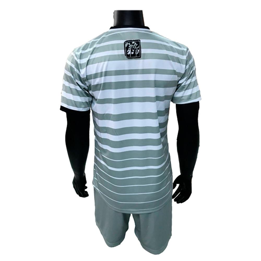Men Women soccer jerseys set survetement football jersey 2018 sports kit shirts shorts maillot de foot printing draw custom in Soccer Sets from Sports Entertainment
