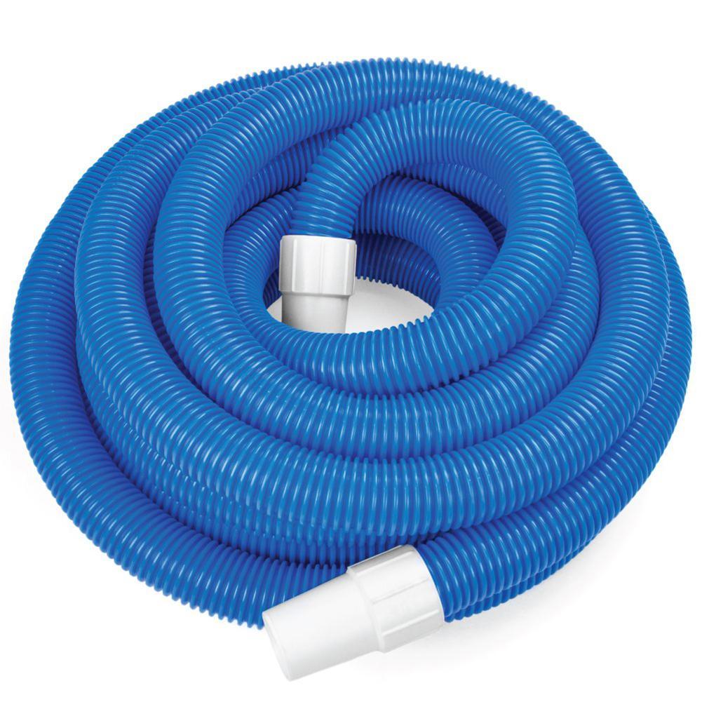 Tuyau d'aspiration pour nettoyeur de piscine tuyau d'aspiration pour piscine dans le sol robuste 9 M/12 M/15 M accessoires de nettoyage de piscine