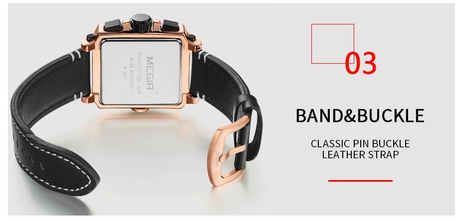 HTB16ZrOTrrpK1RjSZTEq6AWAVXa8 MEGIR Creative Men Watch Top Brand Luxury Chronograph Quartz Watches Clock Men Leather Sport Army Military Wrist Watches Saat