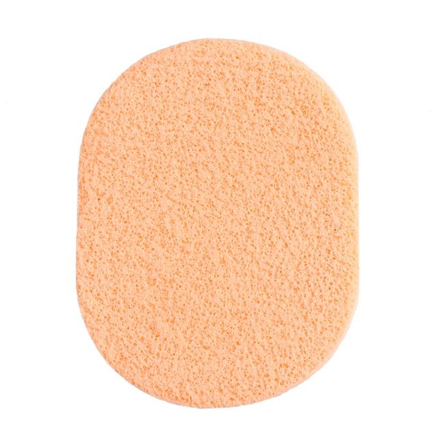 5Pcs New Random Color Sponge Puff Soft Facial Cleansing Sponge Face Makeup Wash Pad Cleaning Sponge Puff  Exfoliator Cosmetic Makeup Brushes