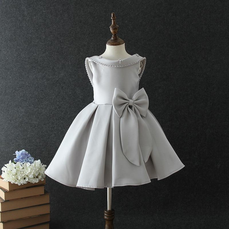 Прекрасный милый цветок створки платье для девочек Дешевые бальное платье пол Длина рюшами из органзы цветок платья для девочек милые девушки вечерние платья - 5