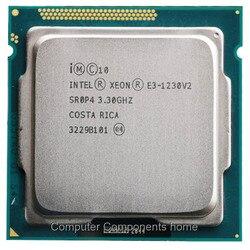 インテル Xeon クアッドコアプロセッサ E3-1230 v2 E3 1230 V2 3.3 Lga 1155 CPU LGA