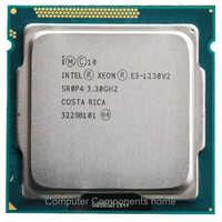 Intel Xeon Quad-Core Prozessor E3-1230 v2 E3 1230 V2 3,3 GHz LGA 1155 CPU LGA