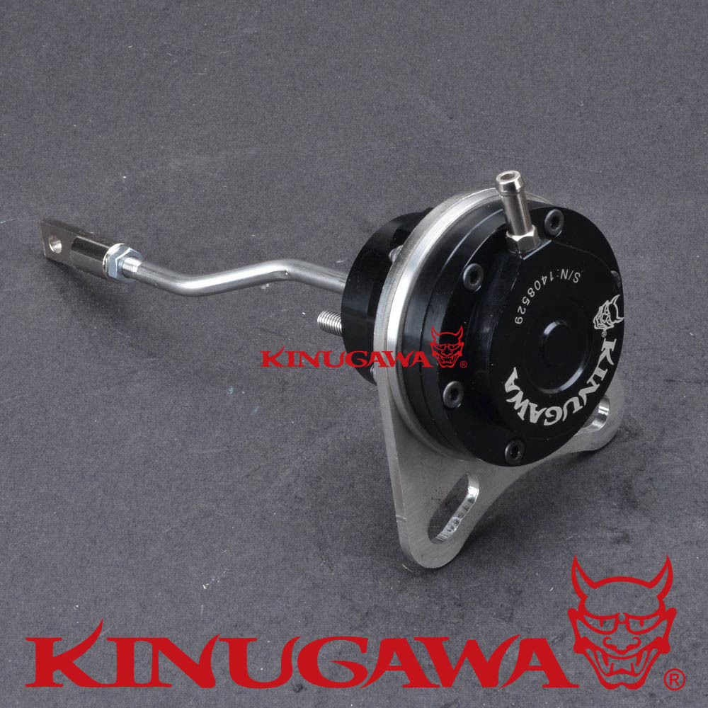 Kinugawa Adjustable Turbo Wastegate Actuator for Nissan TIIDA 1.6T JUKE 1.6T 1.0 bar / 14.7 Psi
