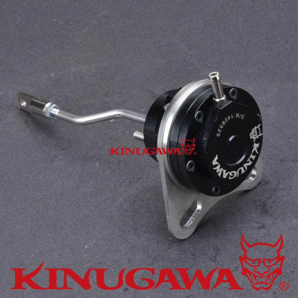 Kinugawa Adjustable Turbo Wastegate Actuator for Nissan TIIDA 1.6T JUKE 1.6T 1.0 bar / 14.7 Psi kinugawa turbo install kit for nissan rb20det rb25det w for kinugawa td05h td06