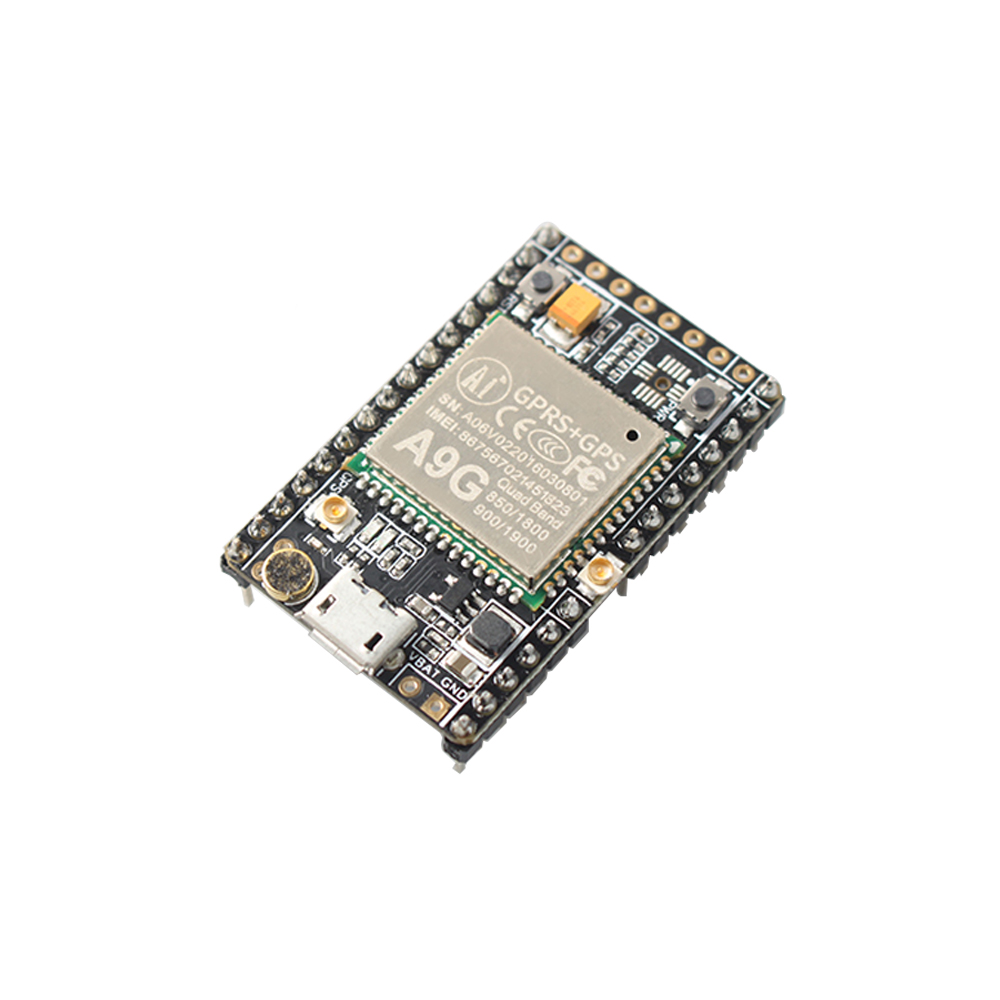 цена на GSM / GPRS + GPS / BDS Development Board A9G Development Board \ SMS \ Voice \ Wireless Data Transmission + Positioning