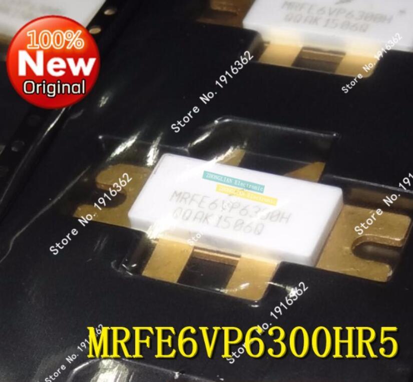 купить 1pcs/lot MRFE6VP6300H genuine new original new tube MRFE6VP6300HR5 по цене 4974.02 рублей