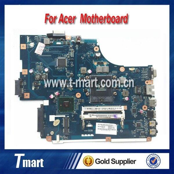 Подробнее о 100% working Laptop Motherboard for ACER TM5742 MBTZ902001 NEW70 LA-5892P PGA989 System Board fully tested for acer 5742 la 6582p laptop motherboard mbrjw02001 100