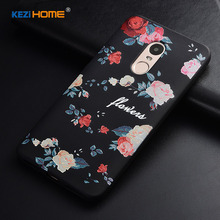 Здесь можно купить  Case for Xiaomi Redmi Note 4x 4 X KEZiHOME 3D Flower Soft silicone Cover for Redmi Note 4 Fashion Girl Phone Cases
