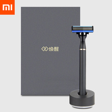 Xiaomi Mi Home Shaver Manual Razor Beard Shaving Magnetic sh